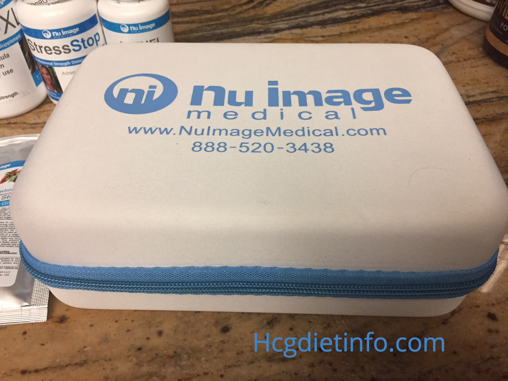Nu Image Medical - Insulated Packaging