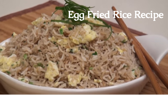एग फ्राइड राइस कैसे बनाते है? How to make Egg Fried Rice?-Step-By-Step Photo Step 19